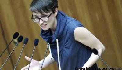 Amtshandlung gegen Grüne NR Sigrid Maurer
