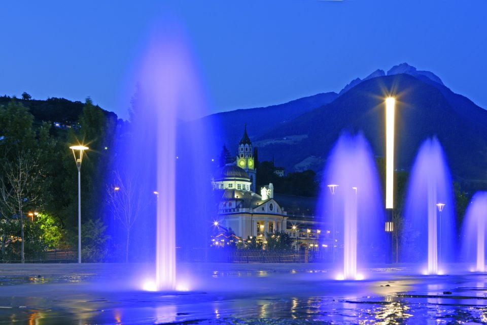 Merano una sera d\'estate – Buongiorno Südtirol