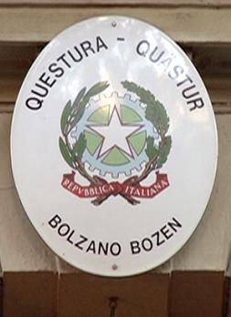 Bolzano. Violenza sessuale, espluso dal Questore