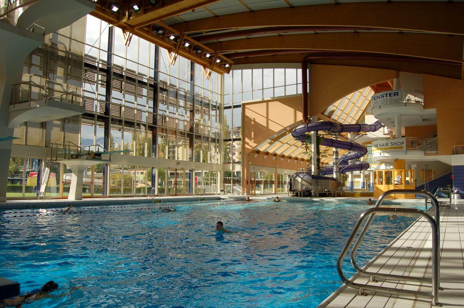 La piscina coperta di viale trieste riapre sabato 4 for Piani di piscina coperta