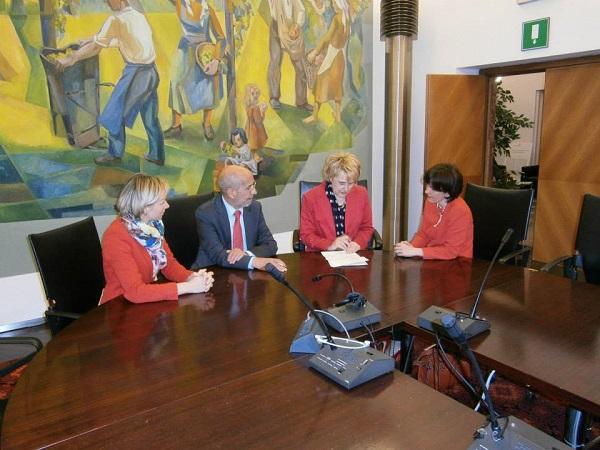 SVP-ArbeitnehmerInnen auf Gemeinde- und Landesebene besprechen aktuelle Themen