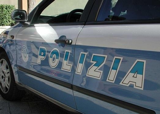La Squadra Volante blocca rapinatore a Bolzano