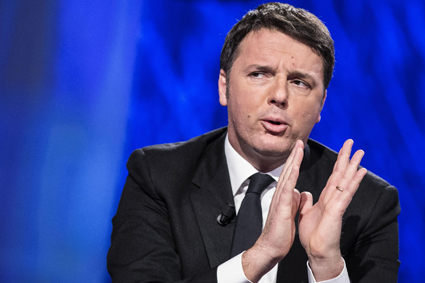 Roma. Pd – Dp, Renzi e Speranza, botta e risposta in Tv.
