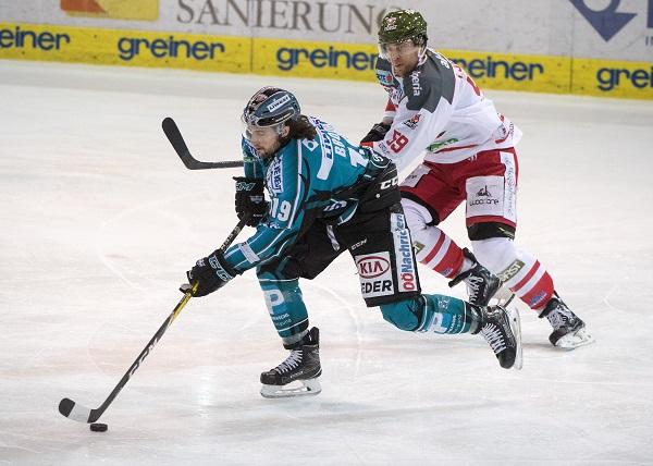 Bolzano sfortunato all'overtime, gara 1 va ai Black Wings.