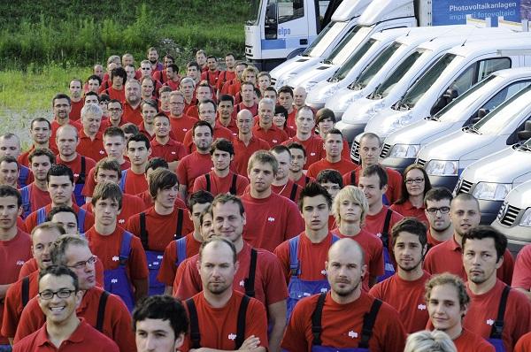 Elpo è la prima azienda della Val Pusteria per numero di apprendisti.