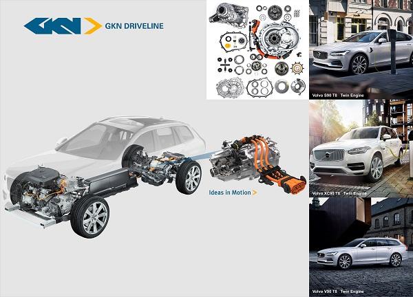 La GKN Driveline vince l'Oscar dei fornitori automobilistici per lo sviluppo di un innovativo modulo elettrico per assale motorizzato.