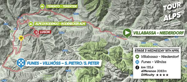 L'Alto Adige in diretta TV mondiale.