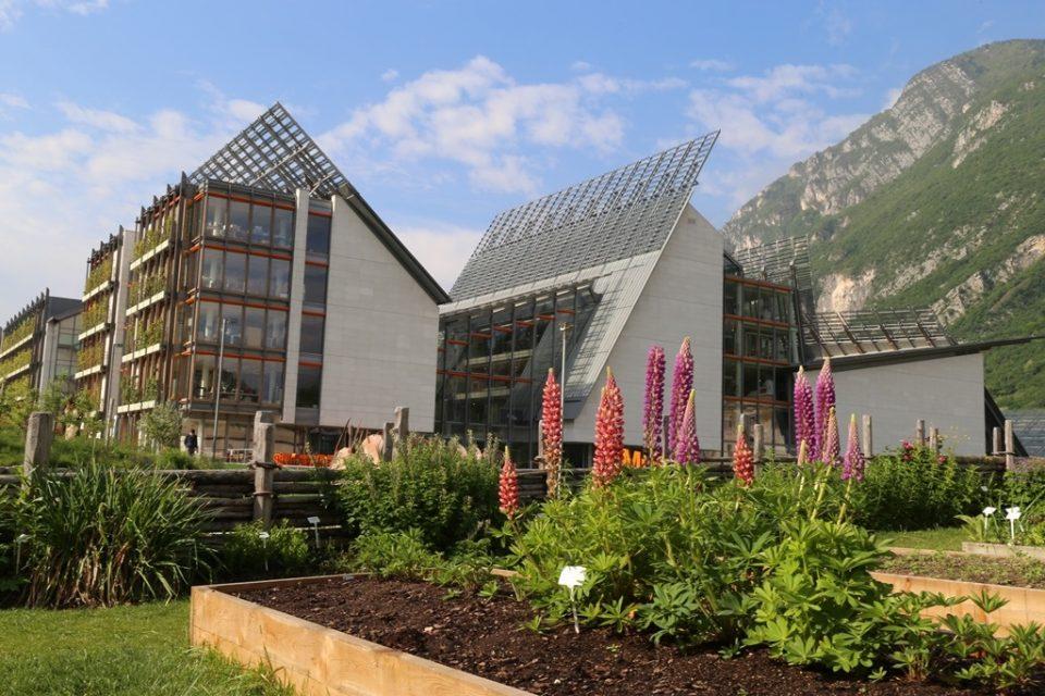 Trento. Negli Orti del MUSE, un viaggio tra le coltivazioni di tutta la penisola