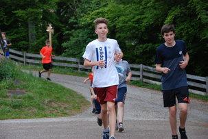 """Meltina corre oggi per un """"miracolo"""", 1700 i ragazzini partecipanti in tutto l'Alto Adige"""