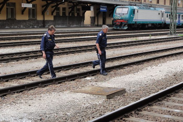 110°anniversario della fondazione della Polizia Ferroviaria