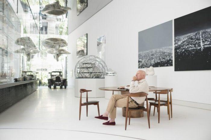 L'Archistar Norman Foster inaugura il suo museo con l'esclusiva facciata firmata FRENER & REIFER