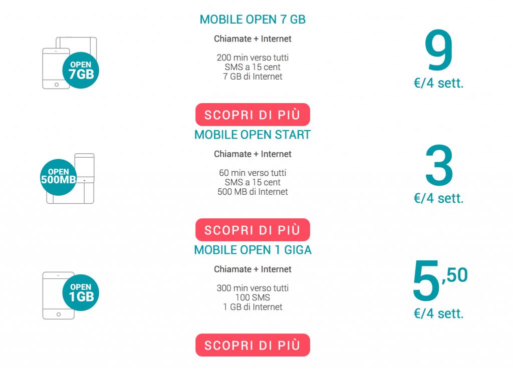 Le migliori offerte telefoniche per l estate tim wind for Offerte mobile