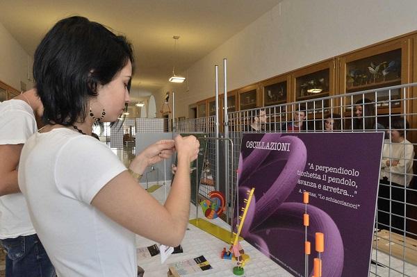 UniTrento - Donne & scienza, quale rapporto?