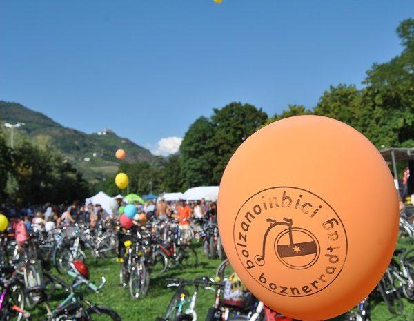 Domenica 24 settembre, per i 200 anni della bicicletta, conferme e tante novità per la manifestazione più amata dai bolzanini