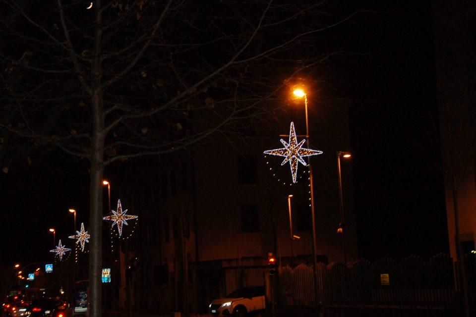 Bolzano. A Oltrisarco accese le prime luci di Natale