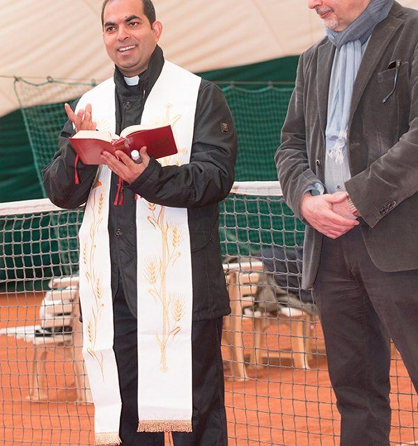 Bolzano. Inaugurata nuova copertura pressostatica del Centro Tennis Ussa