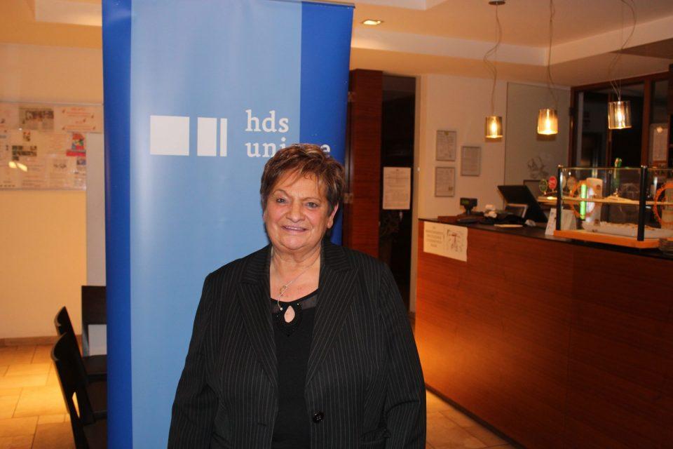 Elda Paolazzi è la fiduciaria comunale dell'Unione a Laives
