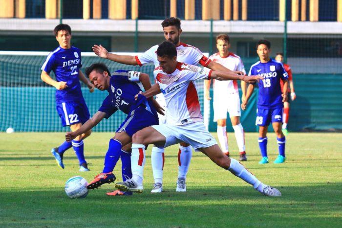 Amichevole, FC Südtirol – Nazionale Universitaria Giapponese 3-3
