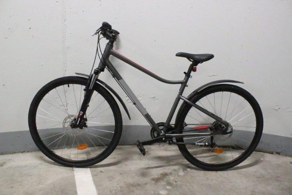 Bolzano. Rirovata bici abbandonata, si cerca il proprietario