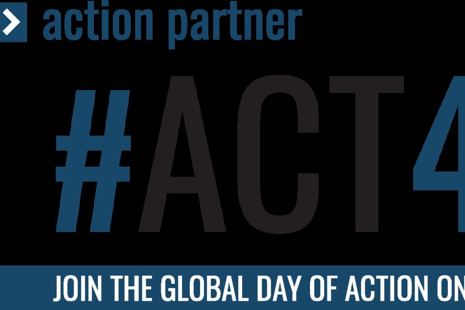 Giornata Mondiale dell'#ACT4SDGS, una rete in missione per il 17° obiettivo