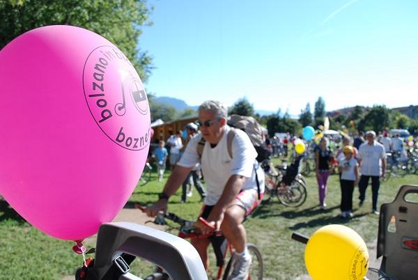 Bolzano. Appuntamento domenica 23 settembre con la città chiusa al traffico e riservata alle due ruote