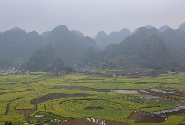 Bletterbach gibt Inputs für chinesischen Xingyi Geopark