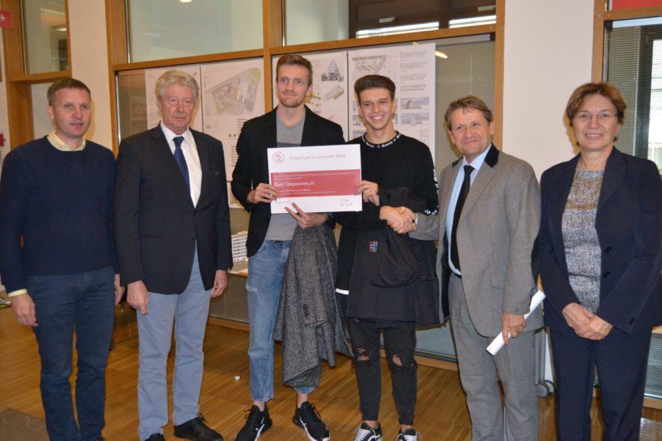 Bolzano. Premiato il progetto vincitore della mostra per la nuova sede SEAB