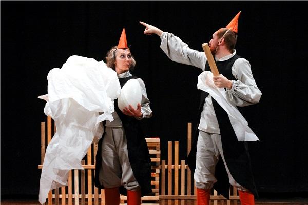 """""""Nido"""", un simpatico spettacolo al Teatro San Giacomo di Laives"""