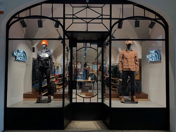 The North Face® inaugura il suo primo negozio monomarca in Trentino Alto Adige