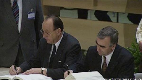 20 Jahre Vertrag Von Maastricht Buongiorno Südtirol